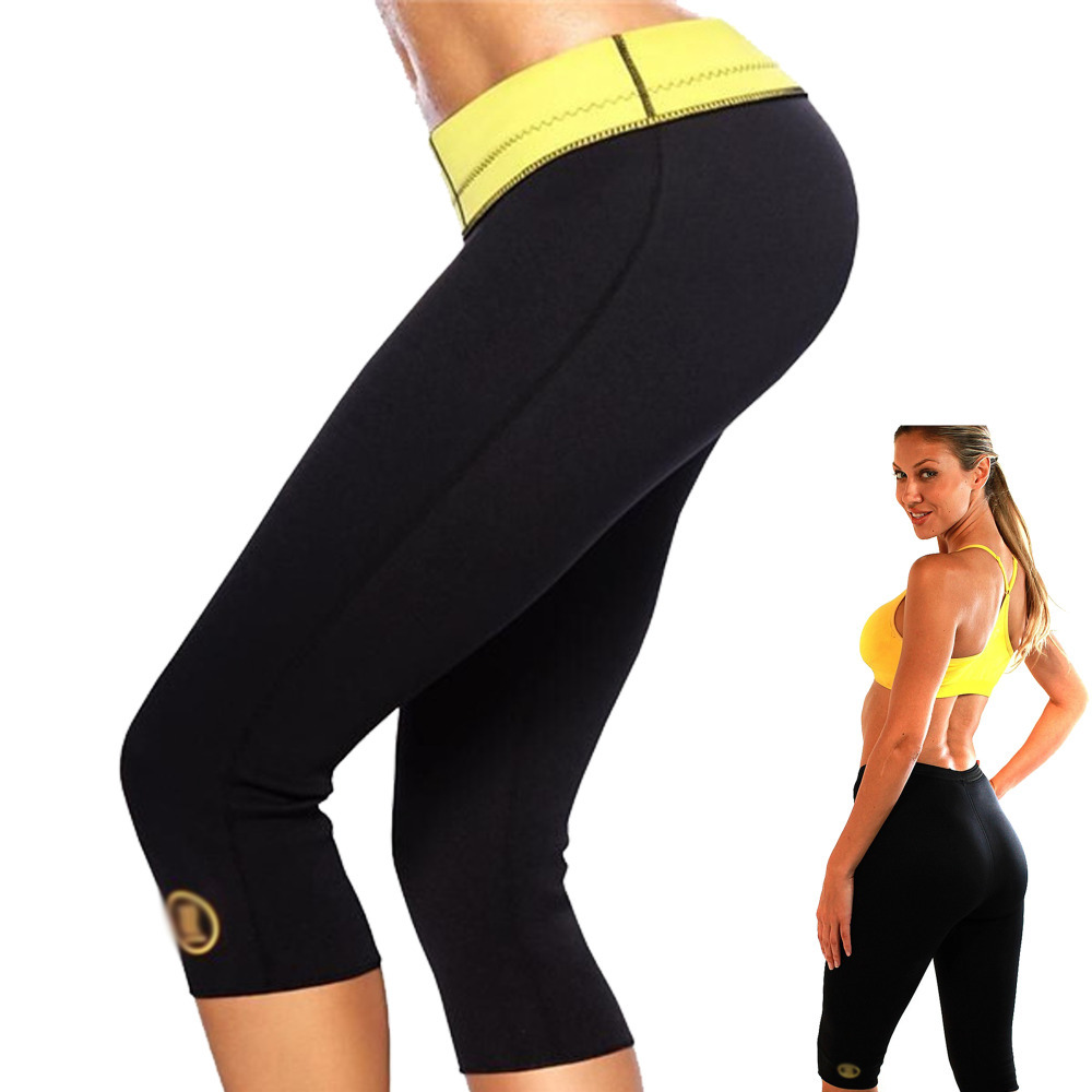Neoprene Shapers Pants - Slim, fit Body, flat belly and tight thighs.