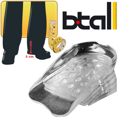 BTALL - DISCREETLY LOOK 5CM TALLER - MALE & FEMALE