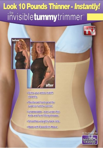 198917f76e Invisible Body Shaper - Waist Trimmer - discountly.net