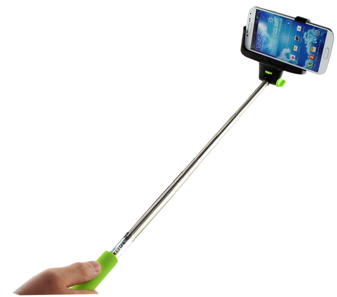 Selfie Stick - Take Great Pictures Anywhere and Everywhere!