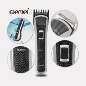 Gemei 656 water resistant hair and beard trimmer