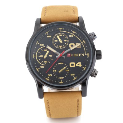 Mens Analog Water Resistant Watch 8207