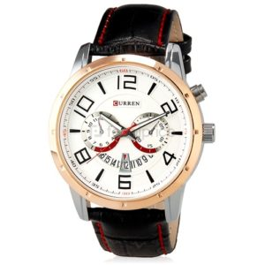 Mens Analog Water Resistant Watch 8140