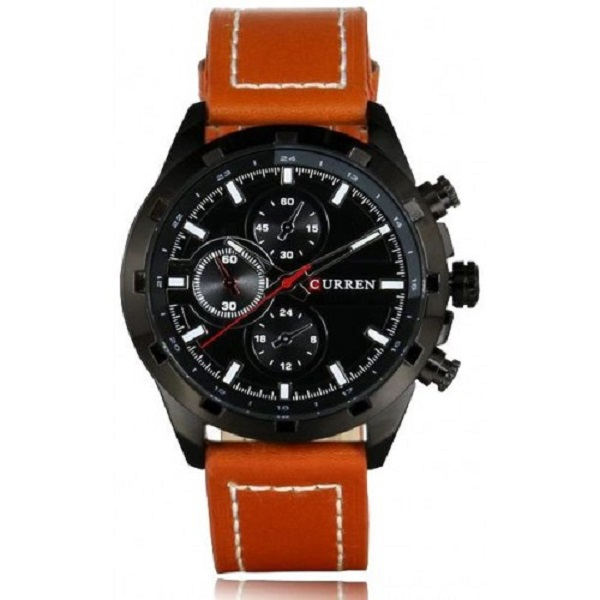Mens Analog Water Resistant Watch 8216
