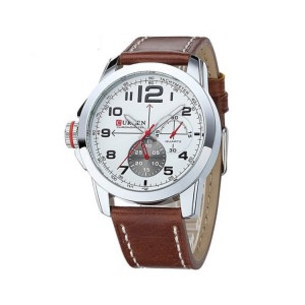 Mens Analog Water Resistant Watch 8182