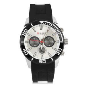Mens Analog Water Resistant Watch 8185