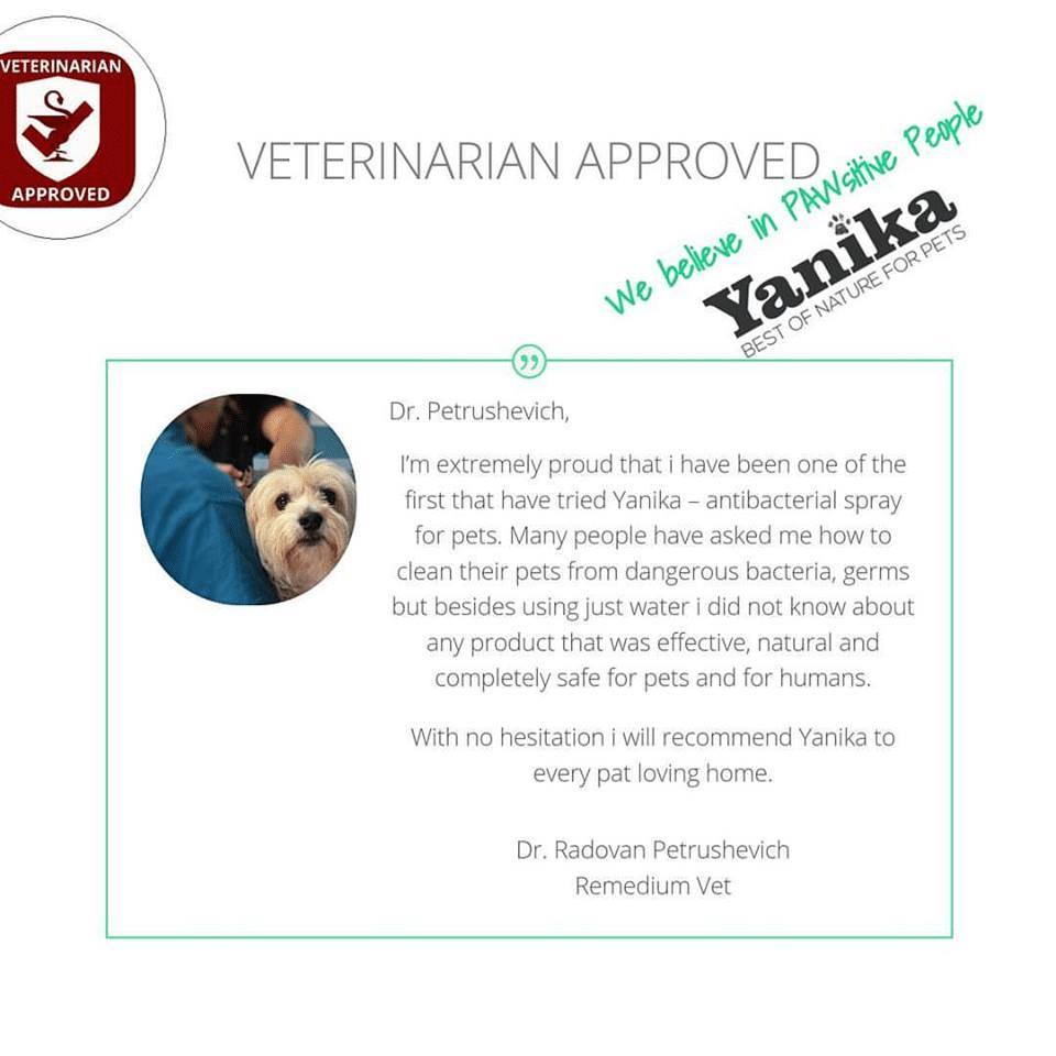 vet approval