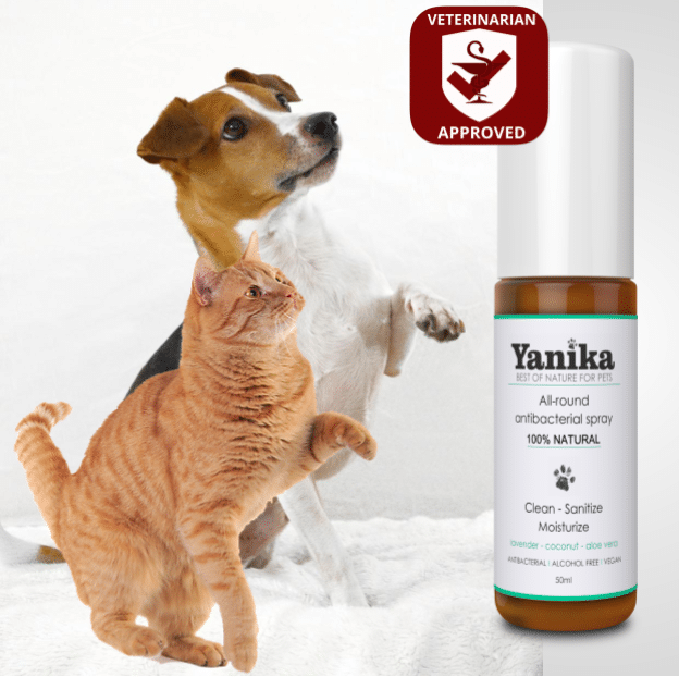 yanika pet spray